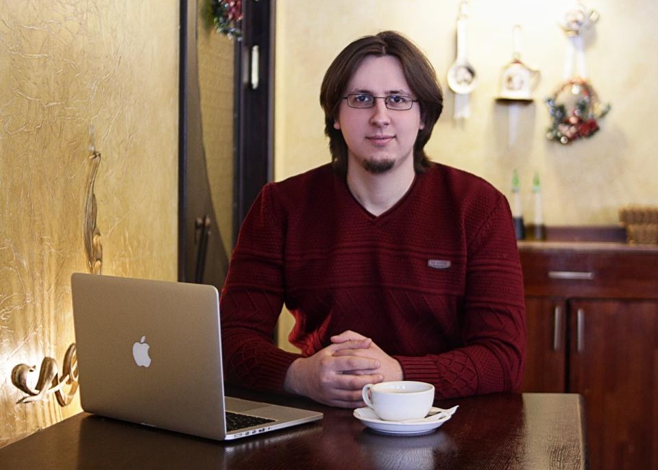 Павел Гилевич - основатель интернет-магазина Bysound